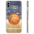 iPhone X / iPhone XS TPU-Skal - Basket
