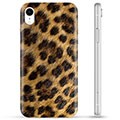 iPhone XR TPU-Skal  - Leopard