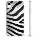 iPhone XR Hybridskal - Zebra