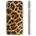 iPhone XS Max Hybridskal - Leopard