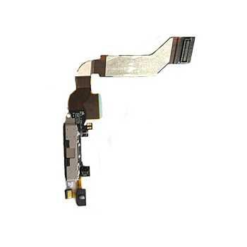 iphone 4s skärm svart