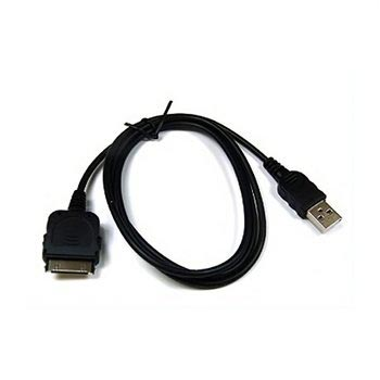 Kompatibel USB- / 30-pin-kabel - iPhone 4 / 4S, iPad 3, iPod Touch - Svart