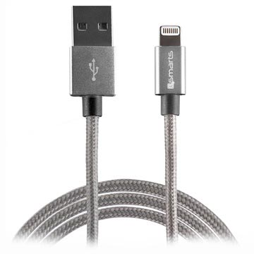 4smarts RapidCord Lightning Kabel - iPhone, iPad, iPod - 2m