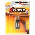 Ansmann X-Power AAAA Batteri 1510-0005 - 1.5V - 1x2
