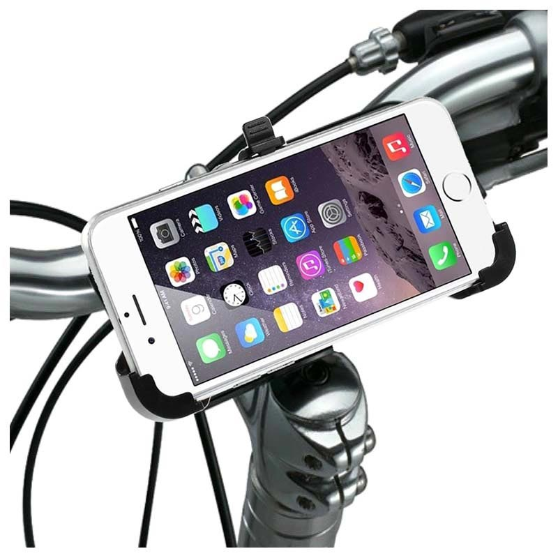 Kendte iPhone 6 / 6S mobilhållare till cykel MW-61