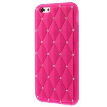 127647 5712579218049. iphone 6 6s bling diamond silikon skal varmrosa bb0e2ce84773b
