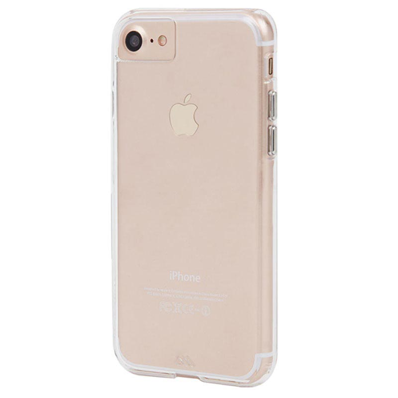 iPhone 7 Case-Mate Barely There Skal - Klar