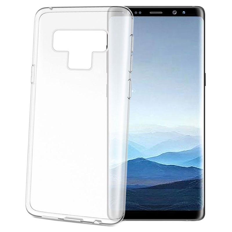Celly Gelskin Samsung Galaxy Note9 TPU-skal - Genomskinlig 12bf68ef37ffb
