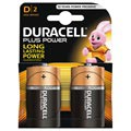 Duracell Plus Power D/LR20 Batteri 023253 - 1.5V - 1x2