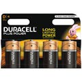 Duracell Plus Power D/LR20 Batteri 023277 - 1.5V - 1x4