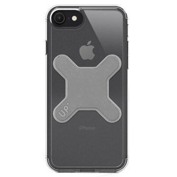 iPhone 8 Exelium Crystal Magnetskal - Genomskinlig 78f9cb9bdfce7