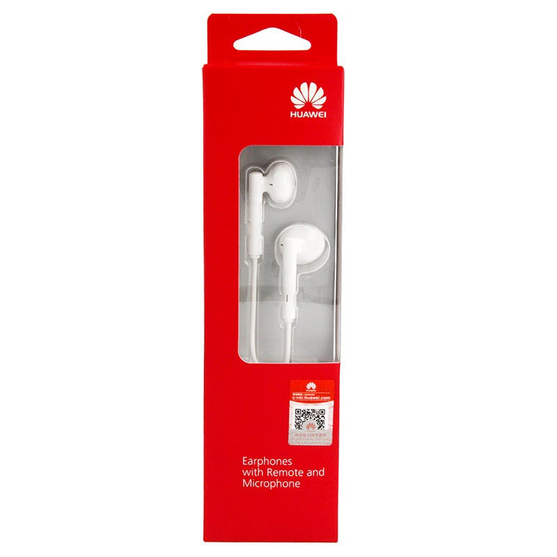 Huawei AM115 In-Ear Stereo Headset - Vit