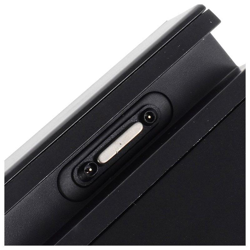 Sony Xperia Z3 Compact Magnetisk Bordsladdare Svart