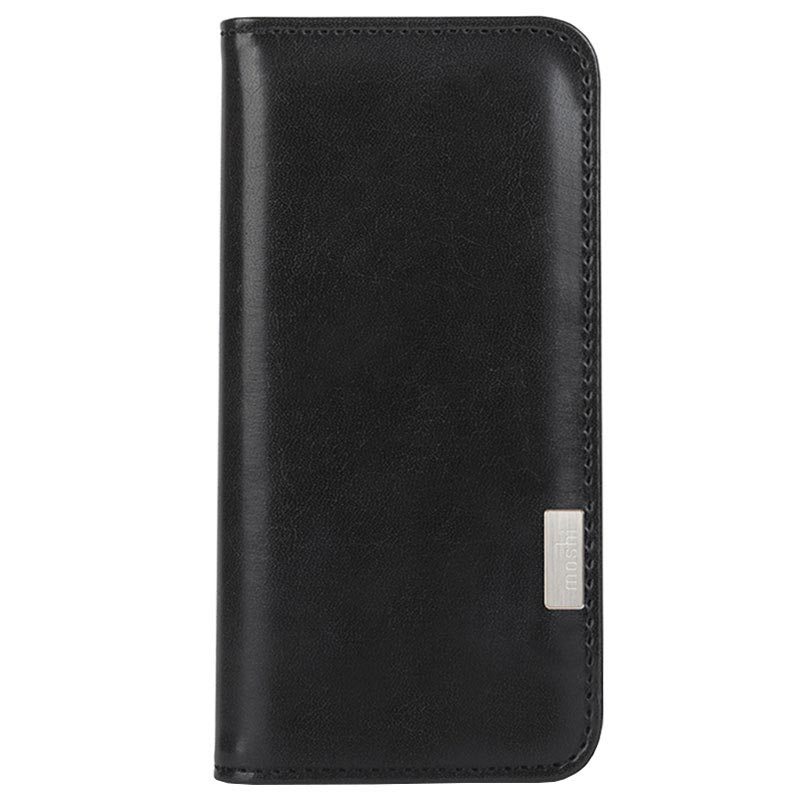 Samsung Galaxy S8 Moshi Overture Plånboksfodral - Svart 26c3acbb4ffd9