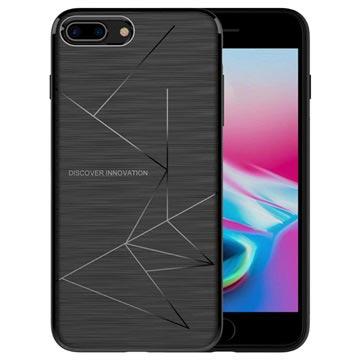 iPhone 8 Plus Nillkin Magic Trådlöst Laddningsskal - Svart 286814450235e