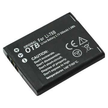 Olympus LI-70B Batteri - VG-160 8c16637d4a51a