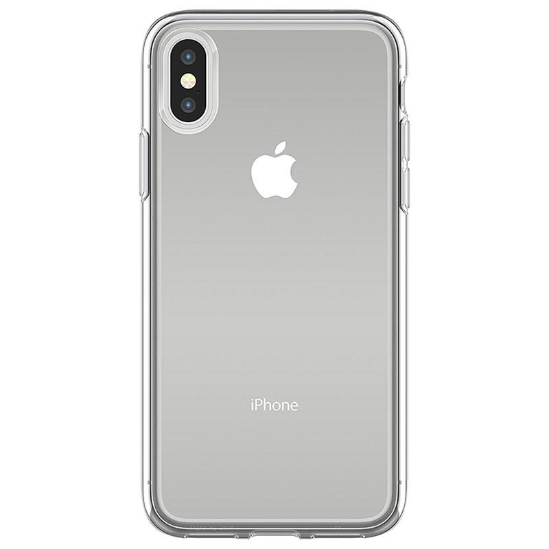 iPhone X OtterBox Clearly Protected Skal med Alpha Glass - Klar ad33fbb8ac468