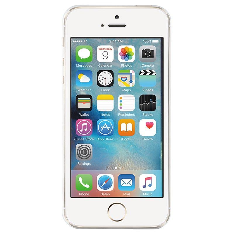 iPhone 5 5S SE Puro 0.3 Ultra Slim Nude Silikon Skal - Genomskinlig 7d4af48d02928