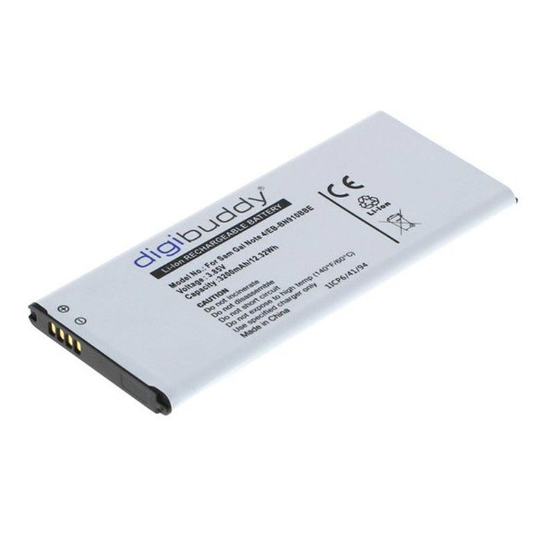 Samsung Galaxy Note 4 Batteri 3200mAh