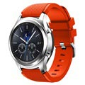 Samsung Gear S3 Silikon Sport Armband - Orange