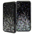 SwitchEasy Starfield iPhone XS Max Hybrid Skal