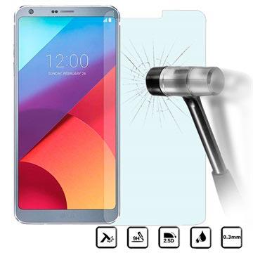 LG G6 Härdat Glas Skärmskydd  d3b9723cc5839