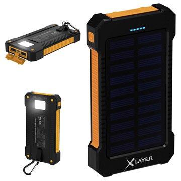 XLayer Plus Solcellsladdare - 8000mAh bdc6a62bd404c