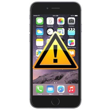 iPhone 6 Högtalare Reparation
